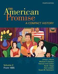 The American Promise A Compact History Volume Ii Book PDF