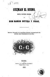 Guzman el Bueno: novela historica