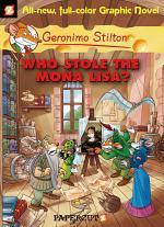Geronimo Stilton Graphic Novels #6