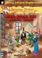 Geronimo Stilton Graphic Novels  6 PDF