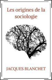 Les origines de la sociologie