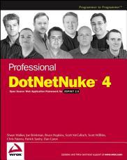 Professional DotNetNuke 4 PDF