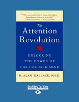 The Attention Revolution PDF