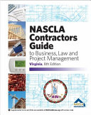 NASCLA Contractors Guide to Business  Law and Project Management  Virginia Edition PDF