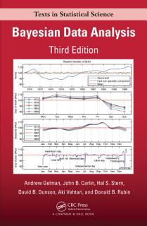 Bayesian Data Analysis  Third Edition Book