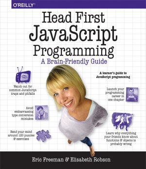 Head First JavaScript Programming PDF