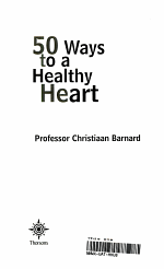 50 Ways to a Healthy Heart