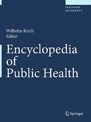 Encyclopedia of Public Health PDF