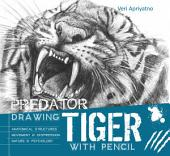 Drawing Tiger with Pencil