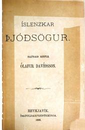 Íslenzkar Þjóðsögur
