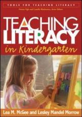 Teaching Literacy in Kindergarten PDF