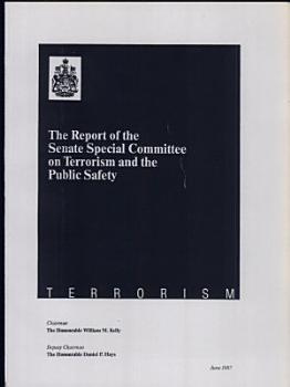 Terrorism And The Public Safety PDF