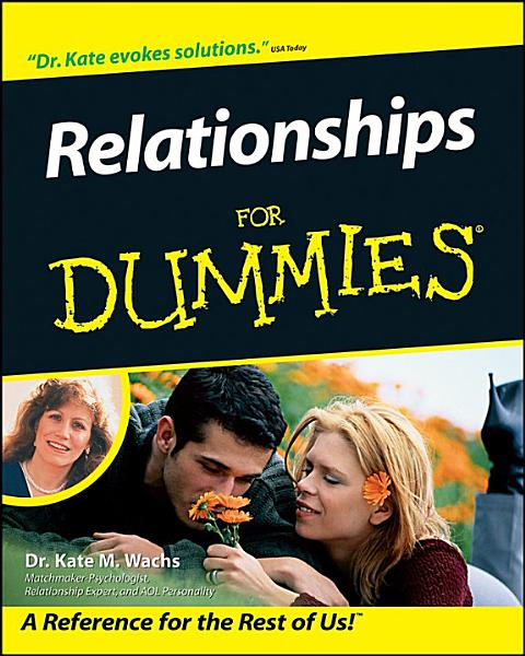 Download Relationships For Dummies Book