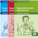 Registration Exam Questions Package (Contains Registration Exam Questions I, II and III)