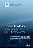 Social Ecology State of the Art and Future Prospects PDF