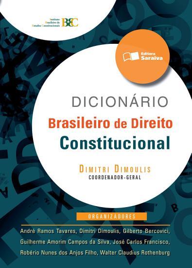 DICION  RIO BRASILEIRO DE DIREITO CONSTITUCIONAL PDF