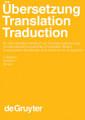 bersetzung   Translation   Traduction  3  Teilband