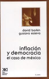 Inflación y democracia: el caso de México