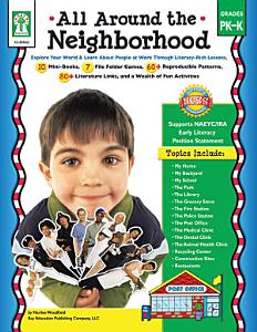 All Around the Neighborhood  Grades PK   K PDF