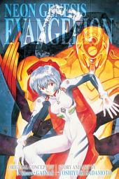Neon Genesis Evangelion 3-in-1 Edition: Volume 2