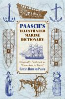 Paasch s Illustrated Marine Dictionary PDF