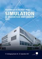 Simulation in Produktion und Logistik 2017 PDF