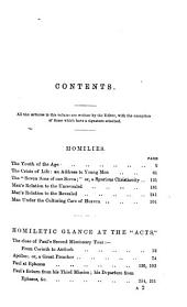 The Homilist; or, The pulpit for the people, conducted by D. Thomas. Vol. 1-50; 51, no. 3- ol. 63: Volume 16