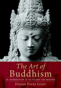 The Art of Buddhism Book