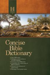 Holman Concise Bible Dictionary
