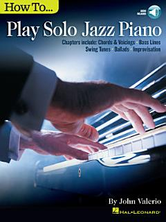 How to Play Solo Jazz Piano Book