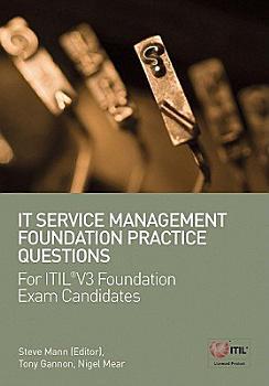 IT Service Management Foundation Practice Questions PDF