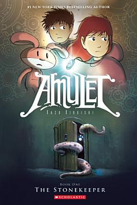 The Stonekeeper  Amulet  1