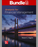 Loose Leaf for Analysis for Financial Management with Connect Access Card PDF