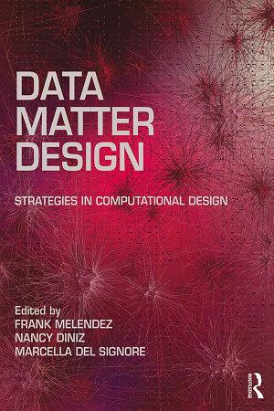 Data  Matter  Design PDF