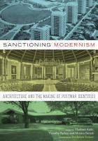 Sanctioning Modernism PDF