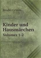 Kinder und Hausm rchen PDF