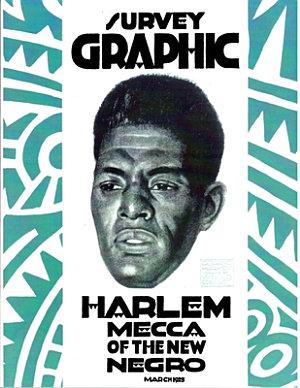 Harlem, Mecca of the New Negro