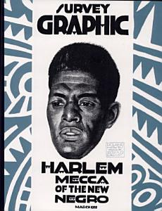 Harlem  Mecca of the New Negro Book