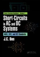 Short Circuits in AC and DC Systems PDF