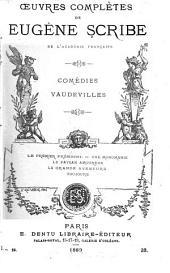 Œuvres complètes de Eugène Scribe: Volumes33à34