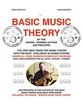Basic Music Theory By Joe Procopio: The Only Award-Winning Music Theory Book Available Worldwide