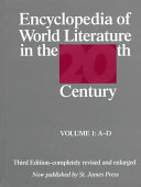 Encyclopedia of World Literature in the 20th Century PDF