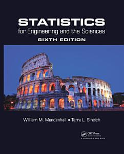 Statistics for Engineering and the Sciences Book