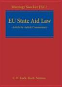 European State Aid Law PDF