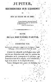 Jupiter, recherches sur ce Dieu...ouvrage précédé d'un essai sur l'esprit de la religion grecque