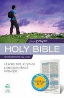 Find Prayer  NIV VerseLight Bible PDF