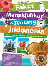 Fakta Menakjubkan Tentang Indonesia; Wisata Sejarah, Budaya, dan Alam di 33 Provinsi: Bagian 3