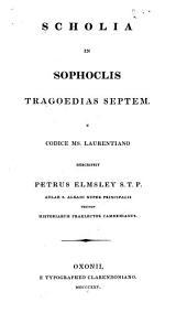 Scholia in Sophoclem