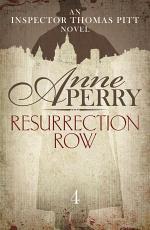 Resurrection Row (Thomas Pitt Mystery, Book 4)