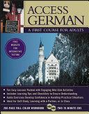 Access German (Book + Audio CD)